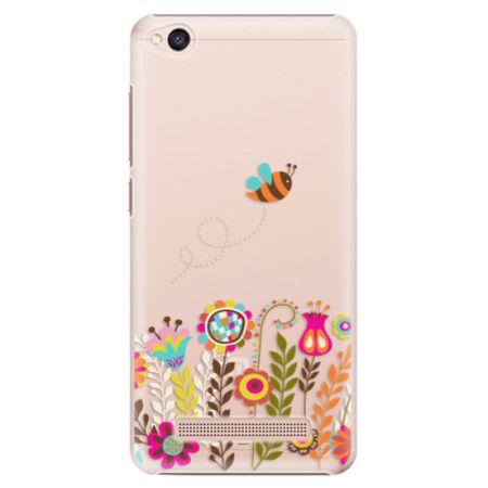 iSaprio Plastový kryt - Bee 01 pro Xiaomi Redmi 4A