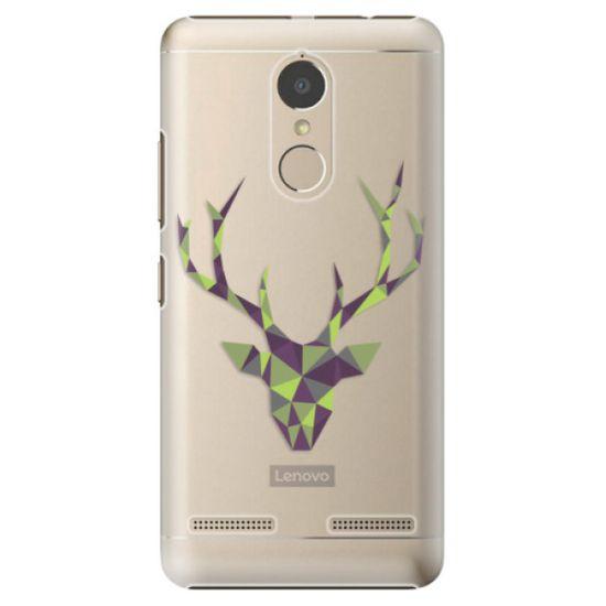 iSaprio Plastový kryt - Deer Green pro Lenovo K6