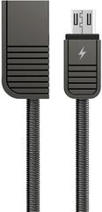 REMAX RC-088m Linyo datový kabel micro USB, délka 1 m, černá barva, AA-7089