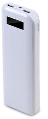 REMAX PowerBank 20000 mAh, biela farba, AA-1003