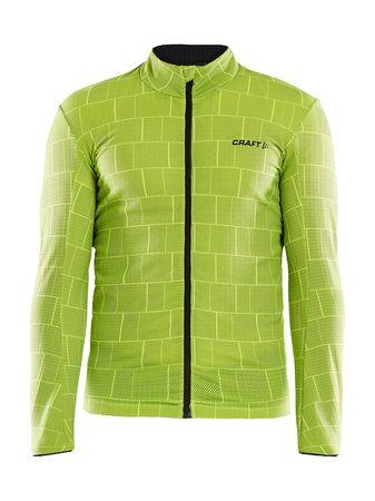 Craft Ideal Thermal moški kolesarski dres, rumen, S
