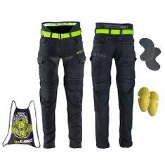 W-TEC Pánské moto jeansy Aredator