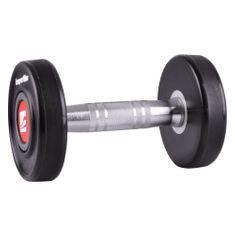 inSPORTline Jednoruční činka Profi 14 kg