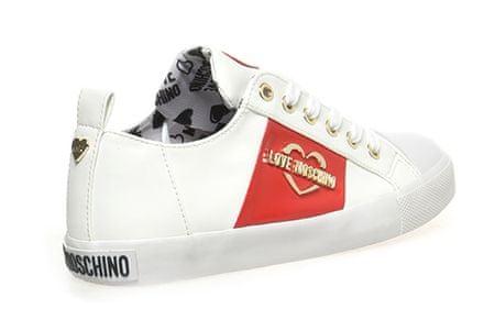 Love Moschino JA15033G18IB0 női cipő 36 fehér | MALL.HU