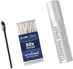 Celly Čistící set Clean Kit Pro 30 ml, bílá, CLEANKITPRO30WH