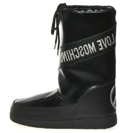 Love Moschino JA24012G18IJ0 ženski zimski škornji, črni, 35/36