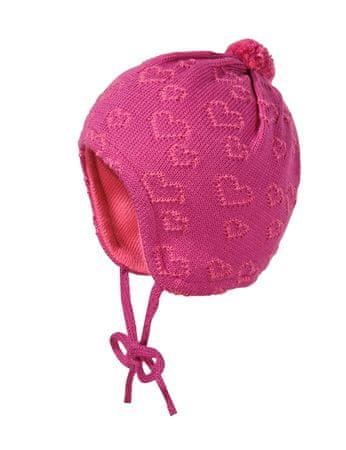 Maximo otroška kapa, 37, roza