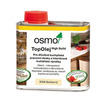 OSMO TOP Olej, Bezfarebný, 0,5 l