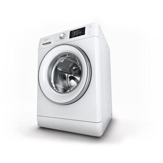 Whirlpool FWDD117168WS EU + 10 rokov záruka na motor + darček sada domácich prostriedkov Jelen