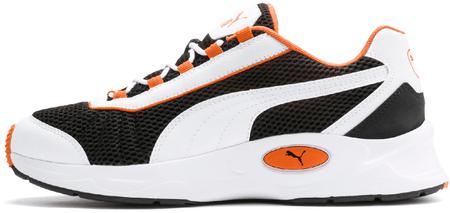 Puma Nucleus Puma Black-Jaffa Orange 42