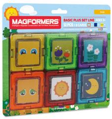 Magformers Kartičky obrázky
