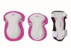 Globber Chrániče pre deti 3 dielne XS Pink