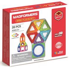 Magformers Basic Plus 26