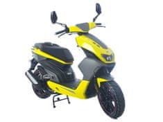 MOTORRO SKÚTER X1 ŽLTÁ