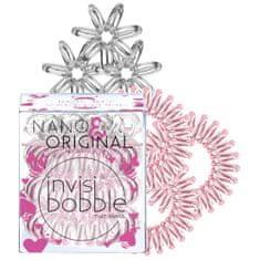 Invisibobble Zestaw Duo elastics Bee My Valentine