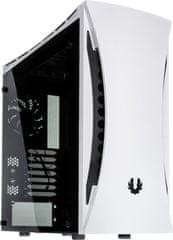 BitFenix Aurora, celopriehľadná bočnice, biela