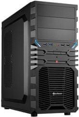 Sharkoon VG4-V, čierna