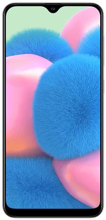 Samsung Galaxy A30s, 4GB/64GB, White