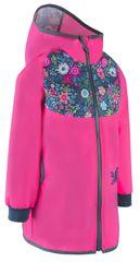 Unuo dievčenský softshellový kabát STREET