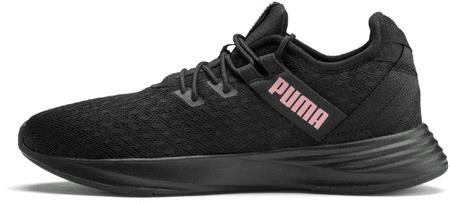 Puma Radiate Xt Pattern Wn S ženski športni copati Black-Bridal Rose, 40