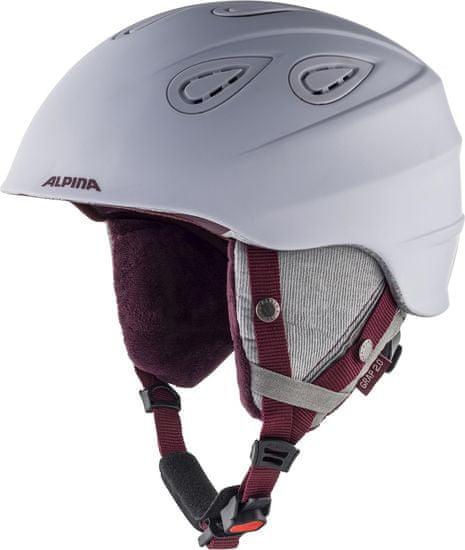 Alpina Sports Grap 2.0 Lilac Cassis 57-61