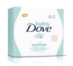Baby Dove vlhčené ubrousky Sensitive 4x50ks
