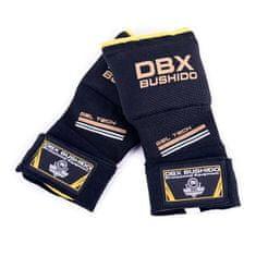 DBX BUSHIDO gelové spodní rukavice DBD-G-2 žluté vel. S/M