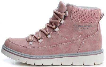 XTI dámská kotníčková obuv 49285 41 růžová