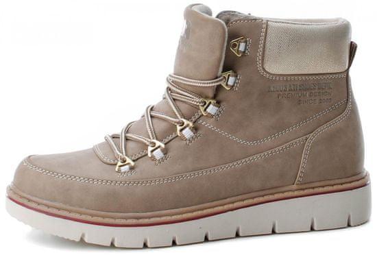 XTI dámska členková obuv 37 hnedá