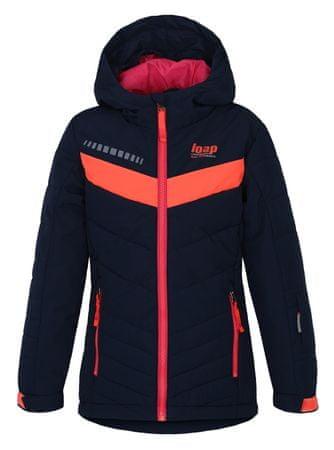 Loap lány kabát Fuzie 134/140 kék