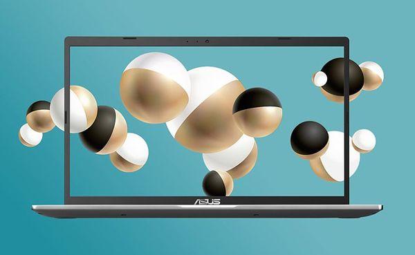 Asus X509JA-BR089T 15,6 palce lehký kompaktní tenký rámeček displeje NanoEdge