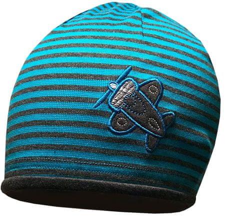 Yetty fantovska kapa z letalom, M, večbarvna