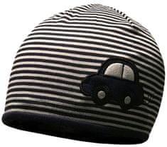 Yetty chlapecká čepice s autíčkem