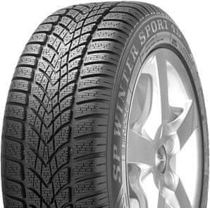Dunlop SP Winter Sport 4D 225/45 R17 91H * MFS RSC M+S 3PMSF Run Flat