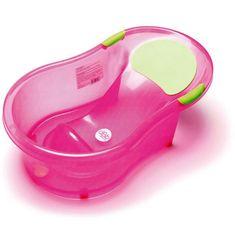 DBB Remond dětská vanička (0-6 měsíců) - růžová