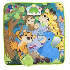 Chicco hrací podložka s hudebními prvky - džungle