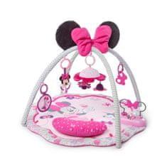 Disney Hrací deka zahrada Minnie, růžová