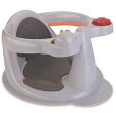 Tigex sedátko do vany (6-12 měsíců), soft grey - pearl grey