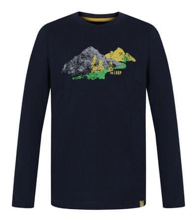 Loap fantovska majica Arctic, 112/116, modra