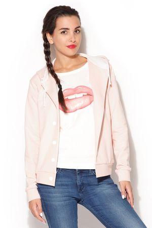 Katrus Női felső K190 pink, rózsaszín, XL