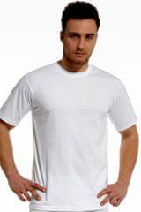 Cornette Pánské tričko 202 white