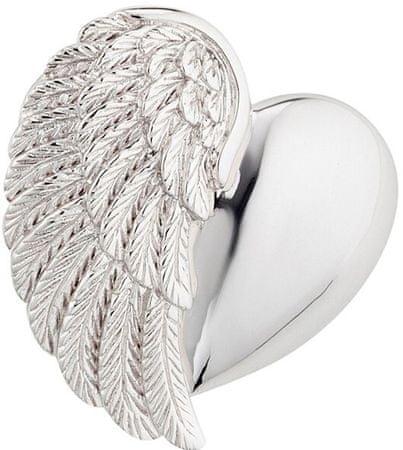 Engelsrufer Ezüst medál Szív angyal szárnyas ERP-HEARTWING ezüst 925/1000