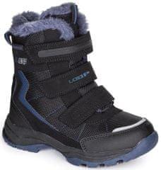 Loap chlapčenské zimné topánky Sneeky