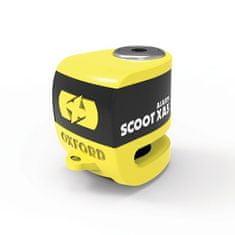 Oxford Scoot XA5 ključavnica za disk, rumena