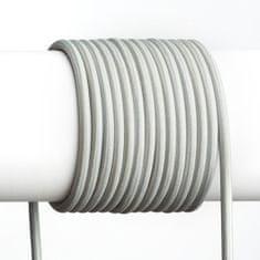 RED Design Rendl RENDL FIT 3X0,75 1bm textilní kabel šedá R12223