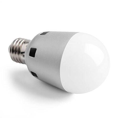 Softled.at LED žárovka E27 9W MAT A60 2800K