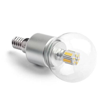 Softled.at LED žárovka E14 6,9W CL A50 2700K DIM