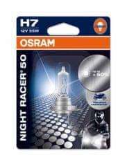 Osram OSRAM H7 64210NR5-01B NIGHT RACER 50, 55W, 12V, PK26d blister