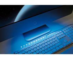 Paulmann Paulmann USB LED-pásek modrá 30cm bílá kov plast P 70456 70456