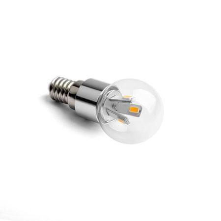 Softled.at LED žárovka mini E14 2,5W CL 2900K
